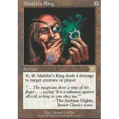 Aladdin's Ring - 401 Games