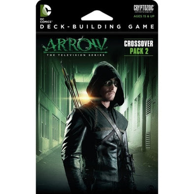 DC Comics Deck Building Game - Crossover Pack #2 - Arrow: TV Series - 401 Games
