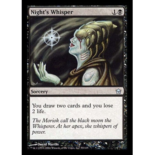 Night's Whisper - 401 Games