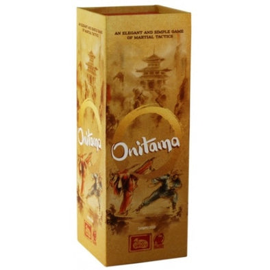 Buy Onitama and more Great Board Games Products at 401 Games
