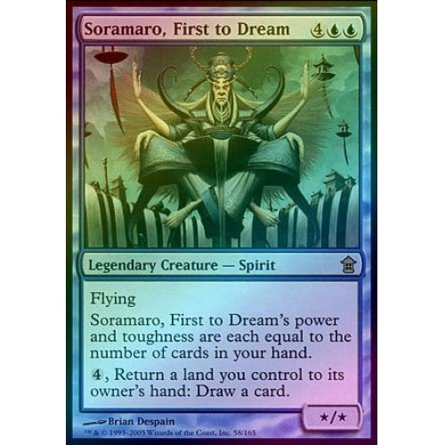 Soramaro, First to Dream (Foil) - 401 Games