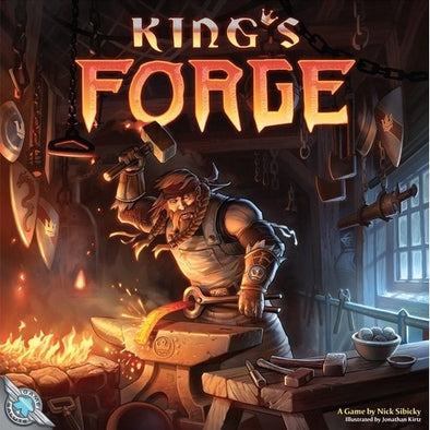 King's Forge - 401 Games