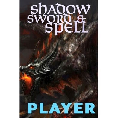 Buy Shadow, Sword and Spell - Player and more Great RPG Products at 401 Games