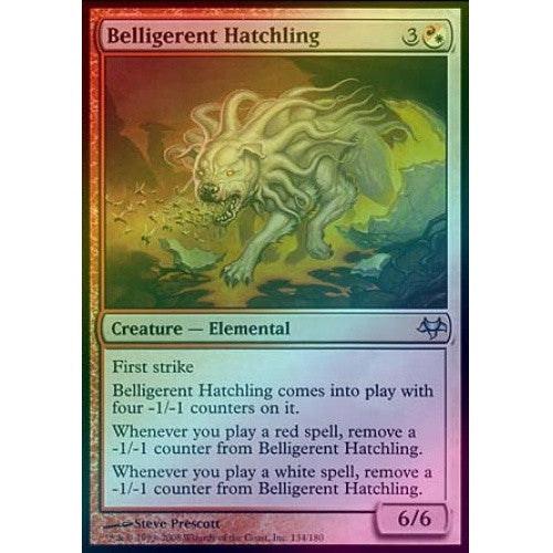 Belligerent Hatchling (Foil) (EVE) available at 401 Games Canada
