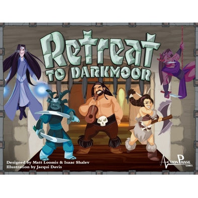 Buy Retreat to Darkmoor and more Great Board Games Products at 401 Games