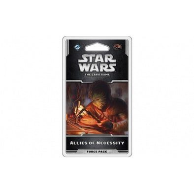 Buy Star Wars Living Card Game - Allies of Necessity and more Great Board Games Products at 401 Games