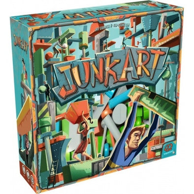 Junk Art - Plastic Edition - 401 Games