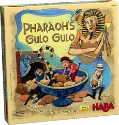Pharaoh's Gulo Gulo available at 401 Games Canada