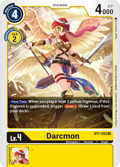Darcmon (BT1-053) available at 401 Games Canada