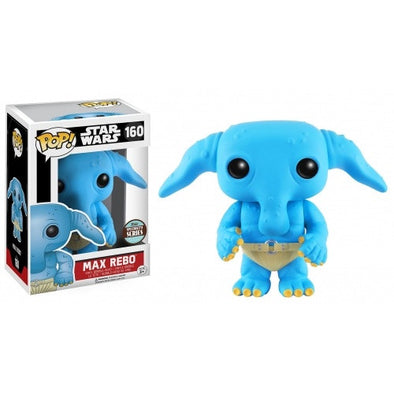 Buy Pop! EXCLUSIVE - Star Wars - Max Rebo (Specialty Series) and more Great Funko & POP! Products at 401 Games