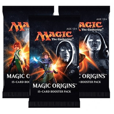 MTG - Origins English Booster Pack - 401 Games