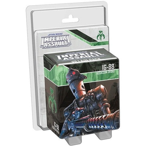 Star Wars Imperial Assault - IG-88 Villain Pack available at 401 Games Canada