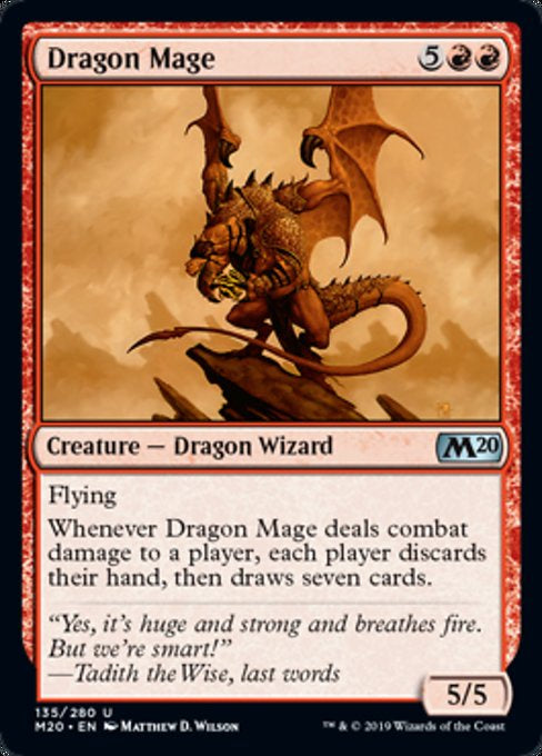 Dragon Mage (M20) - 401 Games