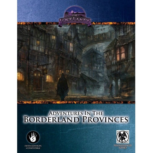Swords & Wizardry - Book - The Lost Lands: Adventures in the Borderland Provinces - 401 Games