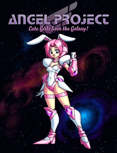 Angel Project - Cute Girls Save the Galaxy! available at 401 Games Canada