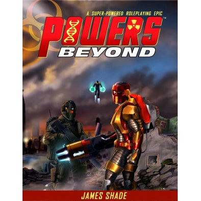 Powers Beyond - Core Rulebook - 401 Games