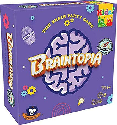 Braintopia - Kids - 401 Games
