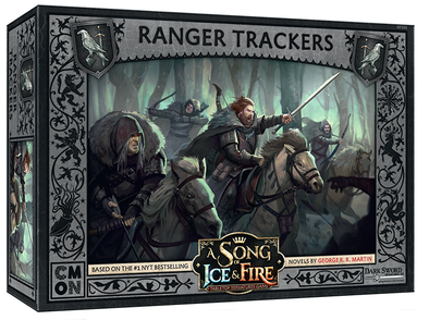A Song of Ice and Fire - Tabletop Miniatures Game - Night's Watch - Ranger Trackers