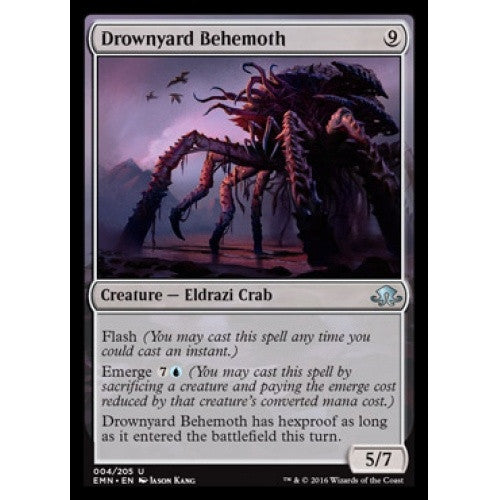 Drownyard Behemoth (EMN) - 401 Games