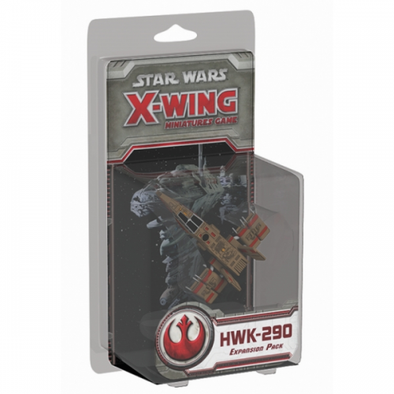 Buy X-Wing - Star Wars Miniature Game - HWK-290 and more Great Board Games Products at 401 Games