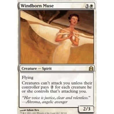 Windborn Muse (CMD) available at 401 Games Canada