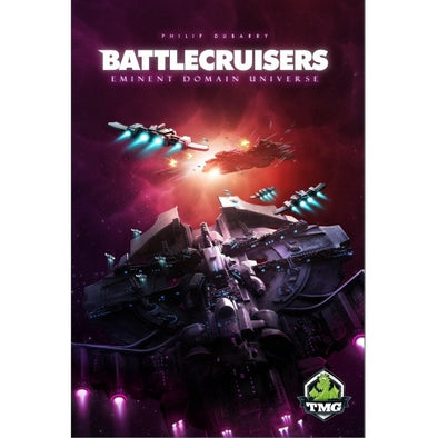 Battlecruisers - 401 Games