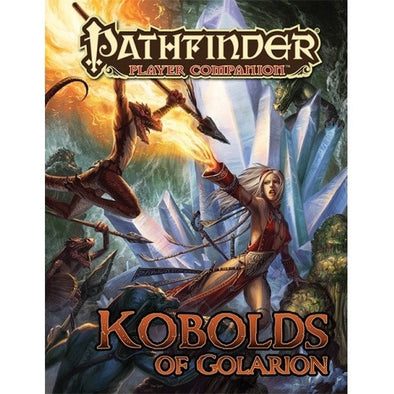 Pathfinder - Player Companion - Kobolds of Golarion - 401 Games