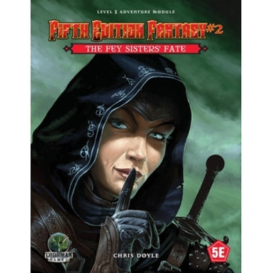 Buy Dungeons and Dragons - 5th Edition - Fifth Edition Fantasy #02: The Fey Sister's Fate and more Great RPG Products at 401 Games