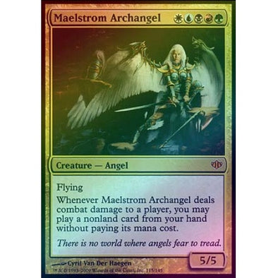 Maelstrom Archangel (Foil) (CON) available at 401 Games Canada