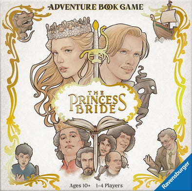 The Princess Bride Adventure Book Game available at 401 Games Canada