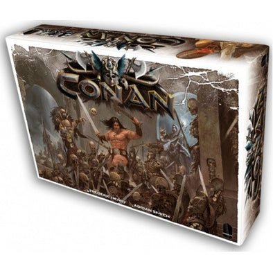 Buy Conan and more Great Board Games Products at 401 Games