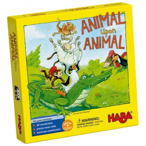 Buy Animal Upon Animal and more Great Board Games Products at 401 Games