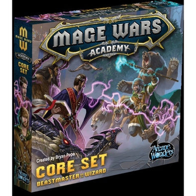 Mage Wars Academy - 401 Games