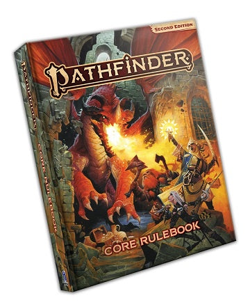 Buy Pathfinder 2nd Edition - Core Rulebook (Pre-Order) and more Great RPG Products at 401 Games