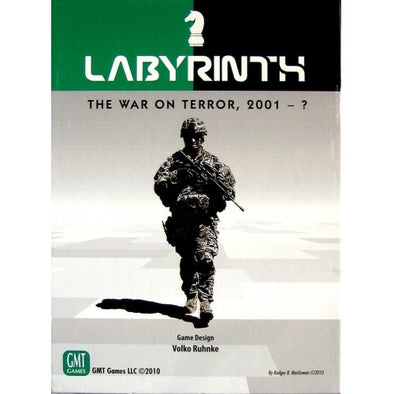 Buy Labyrinth - The War on Terror (4th Printing) and more Great Board Games Products at 401 Games