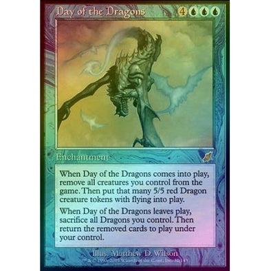 Day of the Dragons (Foil) - 401 Games