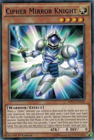 Cipher Mirror Knight (MP17) - 401 Games
