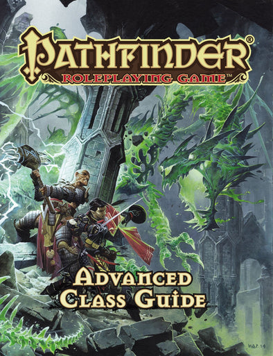 Pathfinder - Book - Advanced Class Guide Pocket Edition