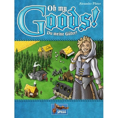 Oh My Goods! - 401 Games