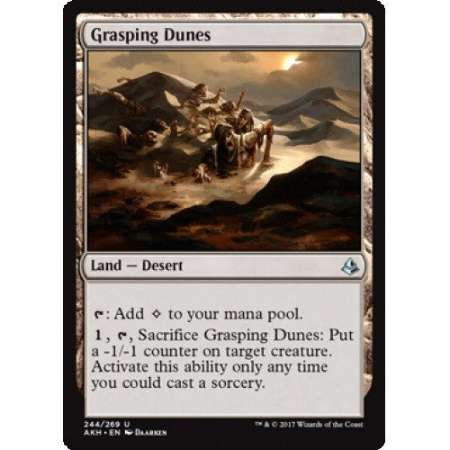 Grasping Dunes (AKH) available at 401 Games Canada