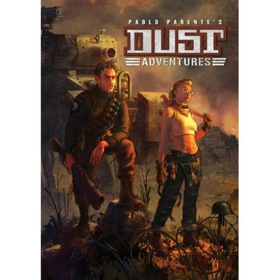 Dust Adventures - Core Rulebook - 401 Games