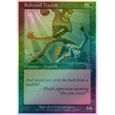 Redwood Treefolk (Foil) - 401 Games