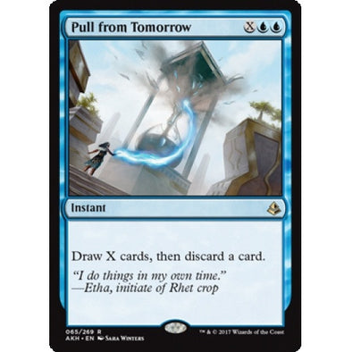 Pull from Tomorrow (AKH) available at 401 Games Canada