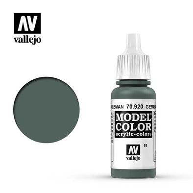 Buy Vallejo - Model Color - 085 - German Uniform and more Great Tabletop Wargames Products at 401 Games
