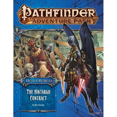 Pathfinder - Adventure Path - #101: The Kintargo Contract (Hell's Rebels 5 of 6) available at 401 Games Canada