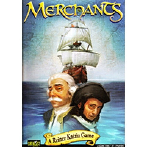 Buy Merchants and more Great Board Games Products at 401 Games