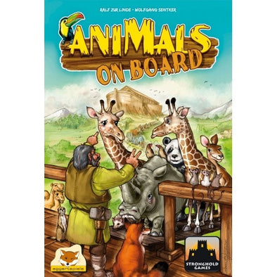 Animals on Board - 401 Games
