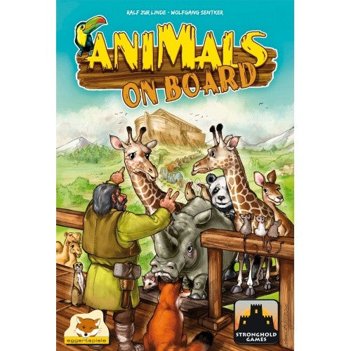 Buy Animals on Board and more Great Board Games Products at 401 Games