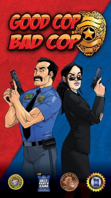 Good Cop Bad Cop - 3rd Edition available at 401 Games Canada