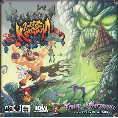 Awesome Kingdom - Tower of Hateskull - 401 Games